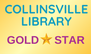 Collinsville Library Gold Star