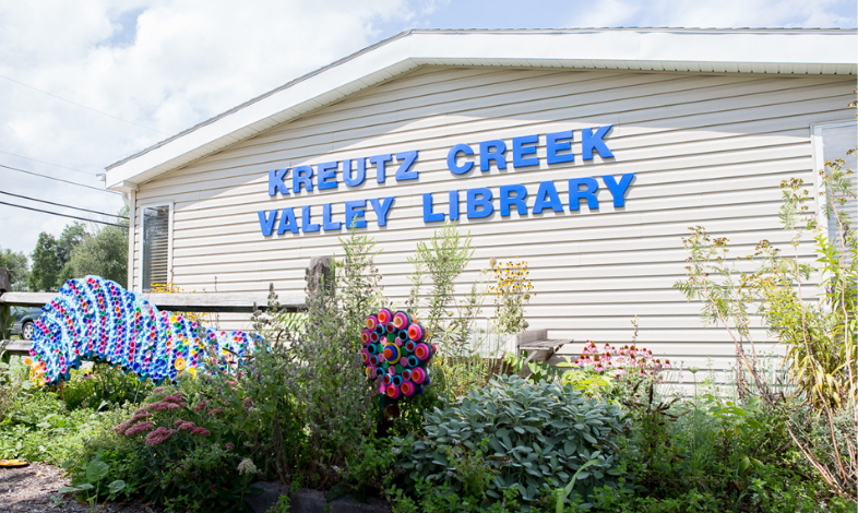 Kreutz Creek Library