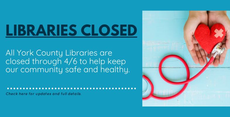Libraries Closed 2 – COVID-19 Blog