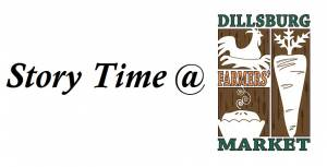 Summer Story Time at the Dillsburg Farmers' Market