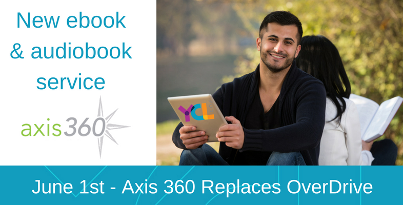 Axis 360 Replaces Overdrive Service