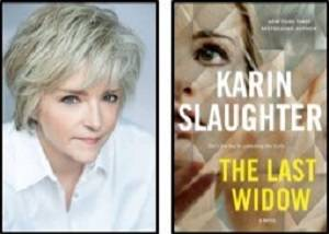 Mystery Author Karin Slaughter Is Coming To Guthrie!!!