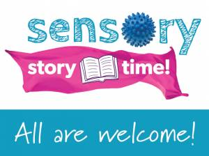 New! Sensory Story Time at Guthrie Memorial Library!