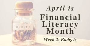 Financial Literacy Month, Post 2