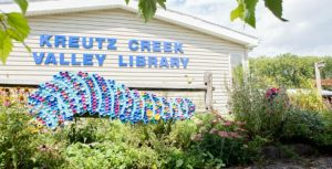 Kreutz Creek Library is here for everyone