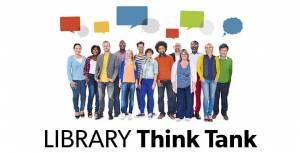 Jump Into the Library Think Tank