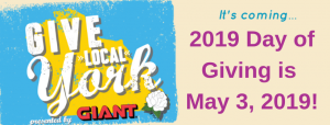 Remember Us on Friday: Give Local York!