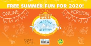 Online SummerQuest at Kaltreider-Benfer Library