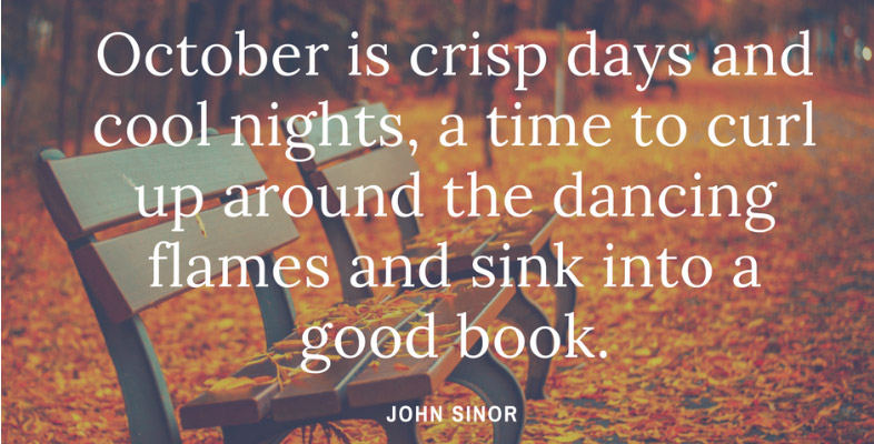 October is for Readers