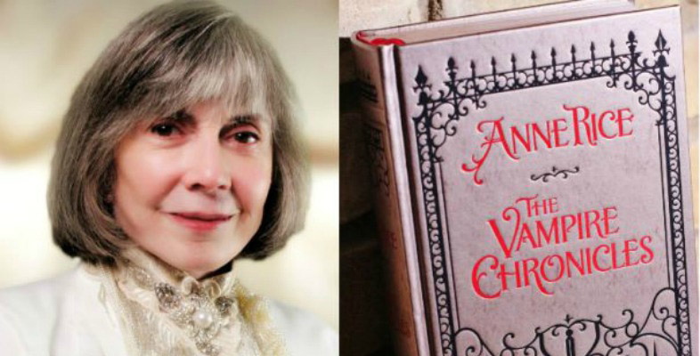 Before Twilight, There were The Vampire Chronicles