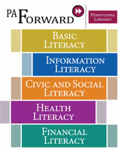 PA Forward 5 Literacies