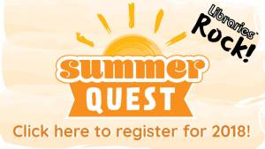Summer Quest is Coming!
