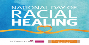 January 21 is the National Day of Racial Healing