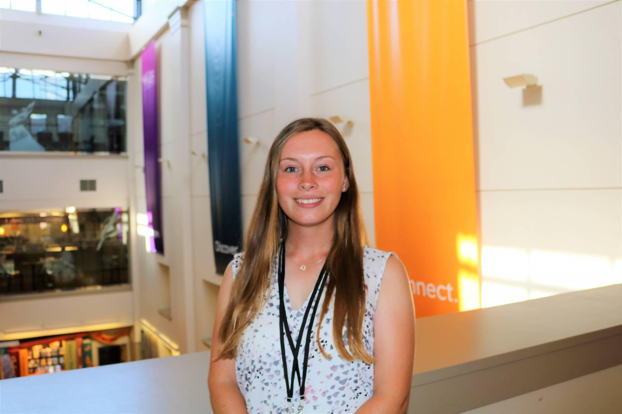 Bobbie Stein, YCL Marketing Intern Summer 2019