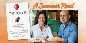 Summer Read | Resilience with Option B
