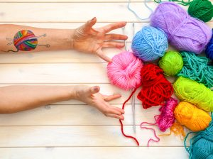 thread based crafts and hobbies events