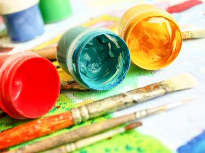 drop in arts and crafts for adults and children
