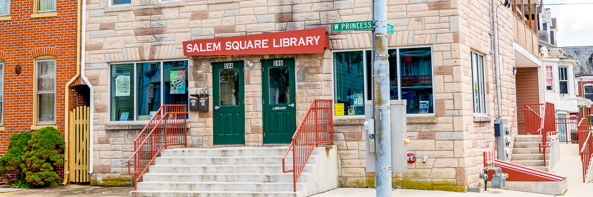 Salem Square Library
