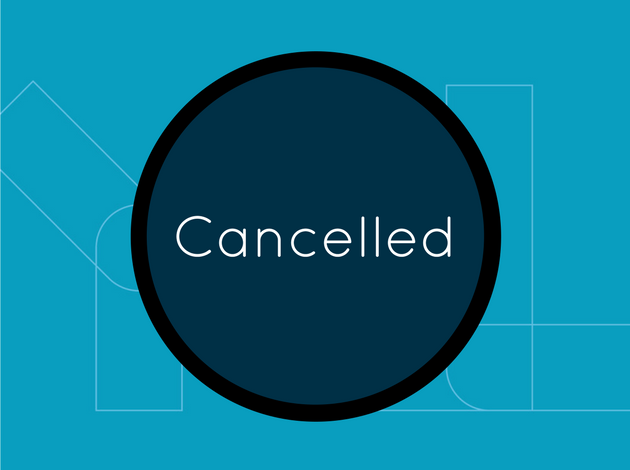Cancelled Teal Events
