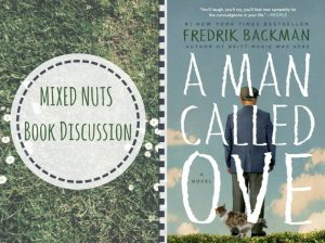 MIXED NUTSJanuary Book Discussion