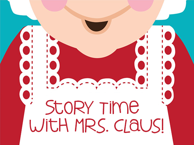 Image result for story time with mrs claus