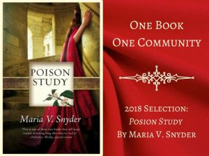 Join us for a discussion of Poison Study by Maria Snyder
