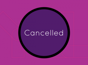 Cancelled Pink Events
