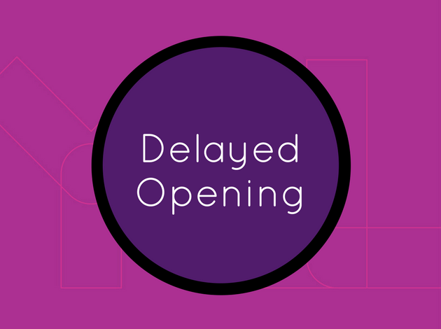 Delayed Opening Pink Events