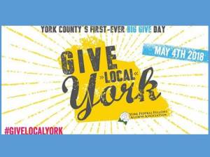 Give Local York at the Dillsburg Library