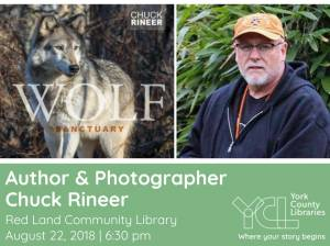 red land author visit rineer