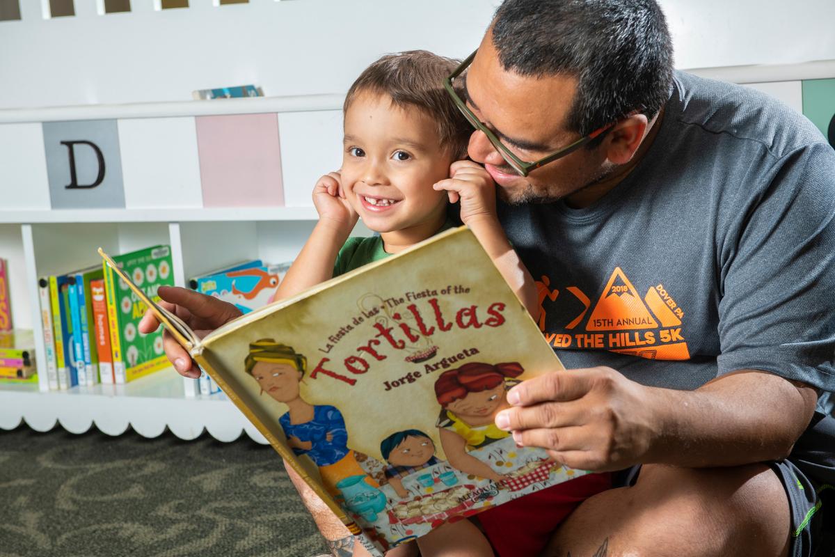 1000 books before kindergarten header