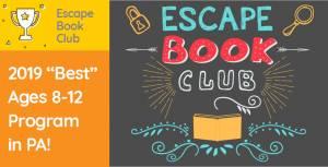 Celebrating Kaltreider-Benfer's Escape Book Club