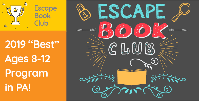 Celebrating Kaltreider-Benfer's Escape Book Club