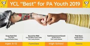 Celebrating our 4 awarding winning programs!