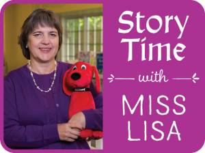 story time with miss lisa image