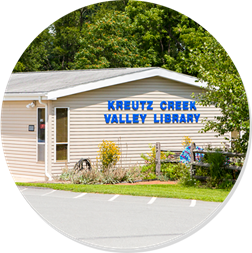 kreutz creek library exterior