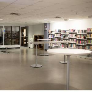 Martin Library Lower Level