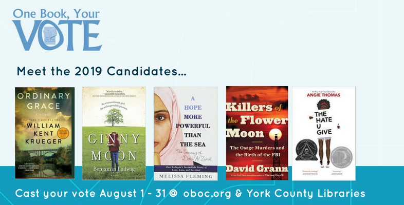 One-Book-2019-Candidates
