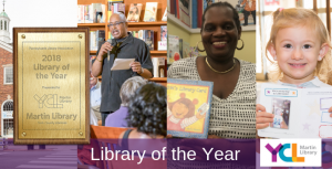 PALA names Martin Library as Library of the Year