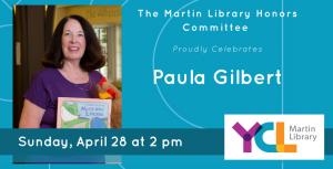 Meet Martin Library's Spring Honoree
