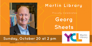 Martin Library to Honor Georg Sheets