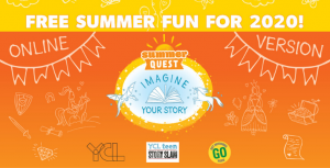 Online SummerQuest at Martin Library