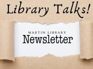 Library Talks! May 2021